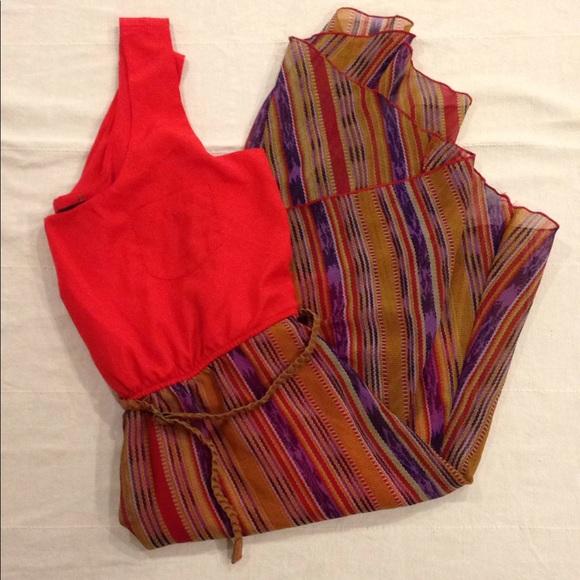 As U Wish Dresses & Skirts - bohemian high low dress